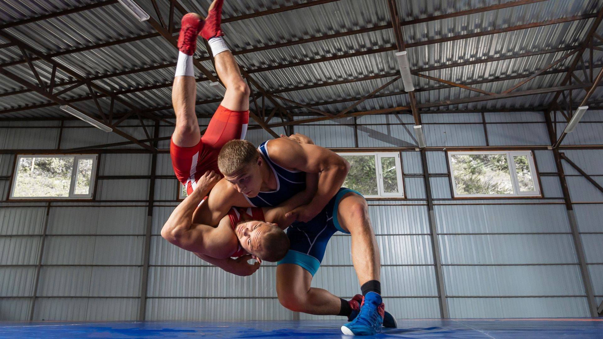 Luta é um dos esportes olímpicos mais antigos (Shutterstock)
