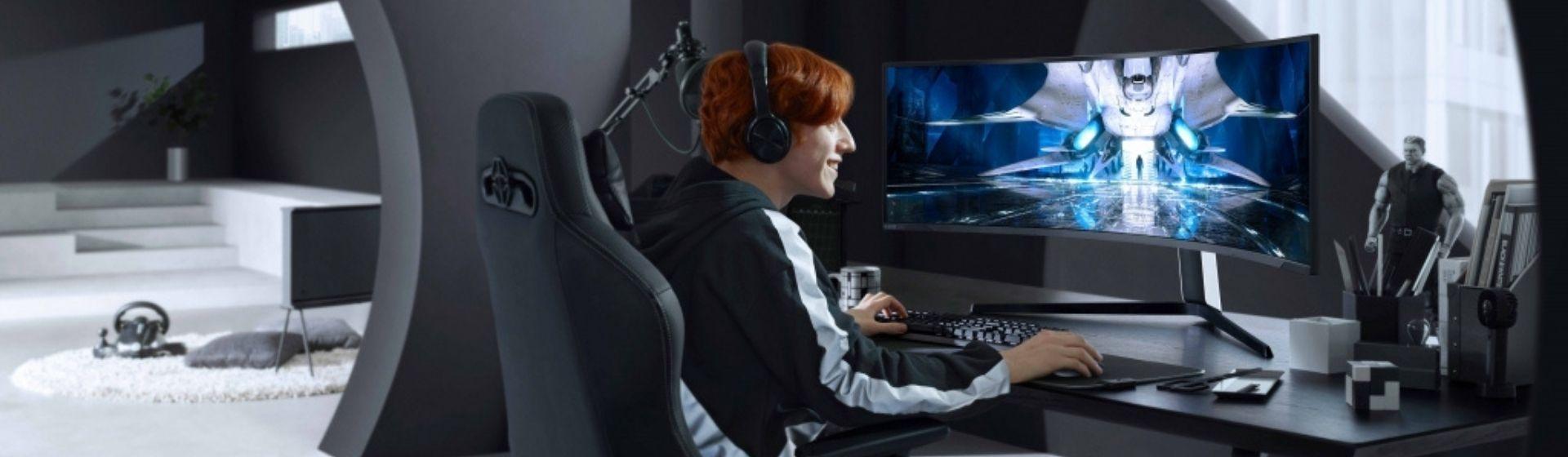 Melhor monitor curvo para comprar em 2021: 9 modelos com boa imagem