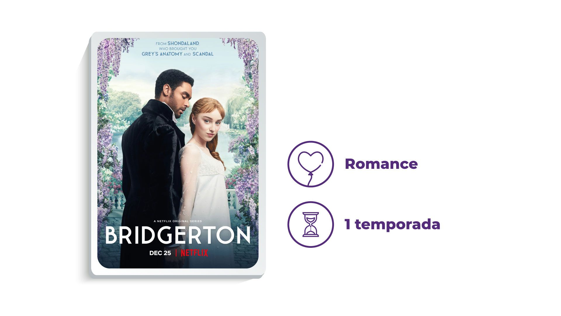 Série Bridgerton (Foto: Netflix/Zoom)