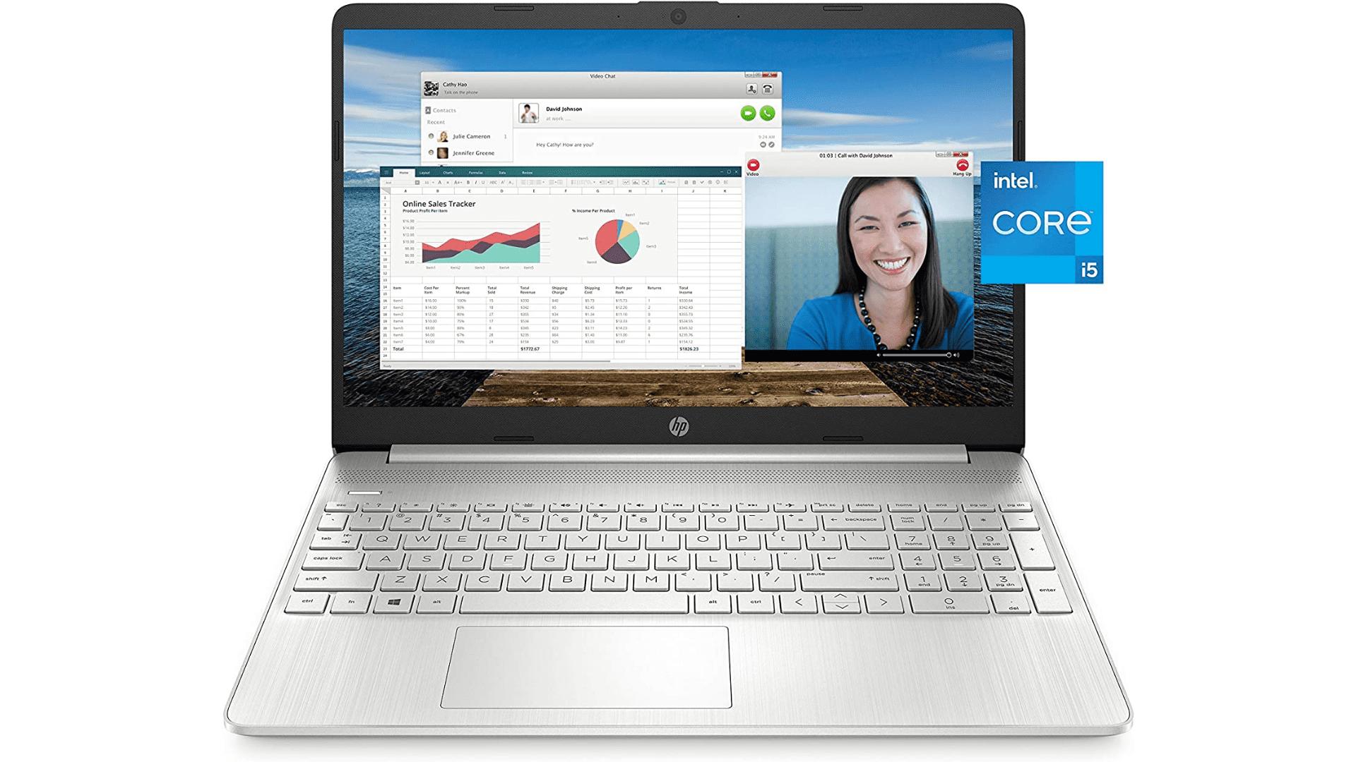 Notebook HP Pavilion 15 usa tecnologias especiais para melhorar imagem e som (Foto: Divulgação/HP)