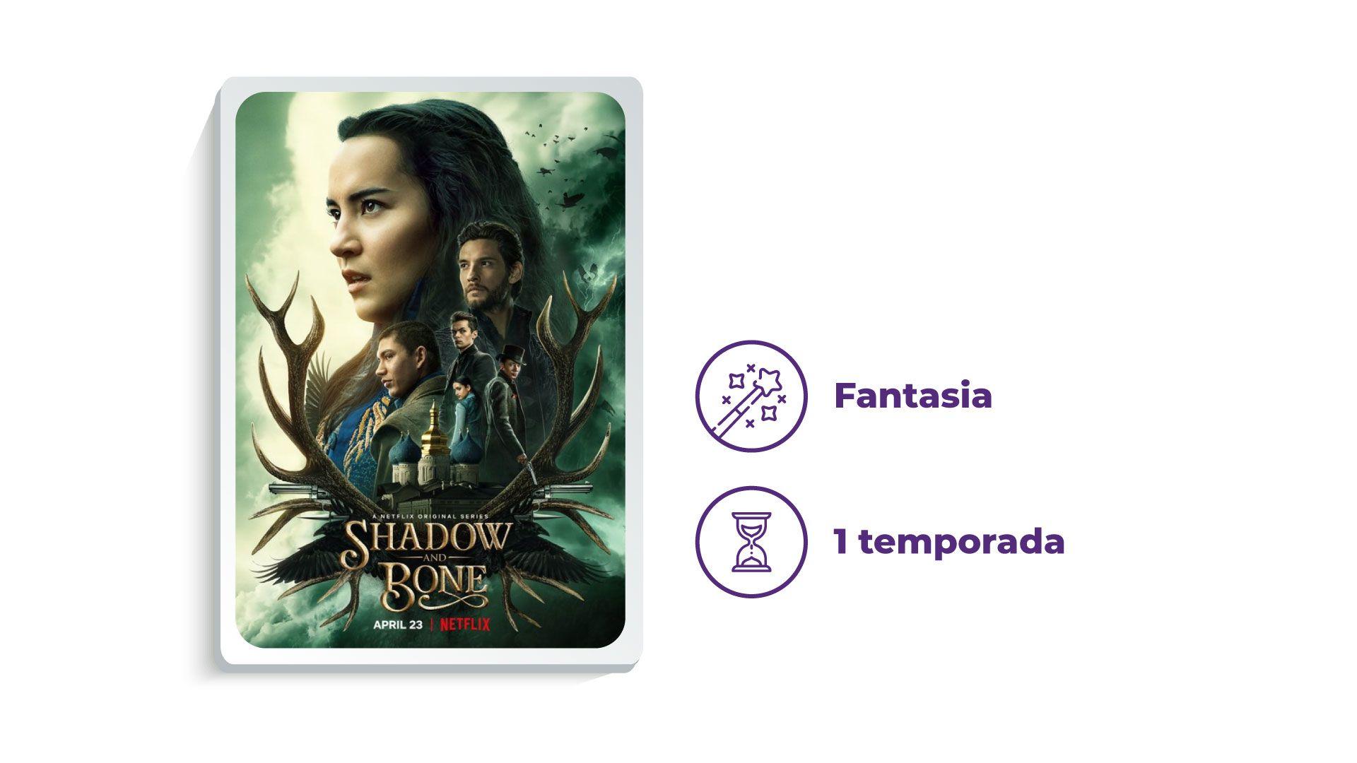 Série Sombra e Ossos (Foto: Netflix/Zoom)