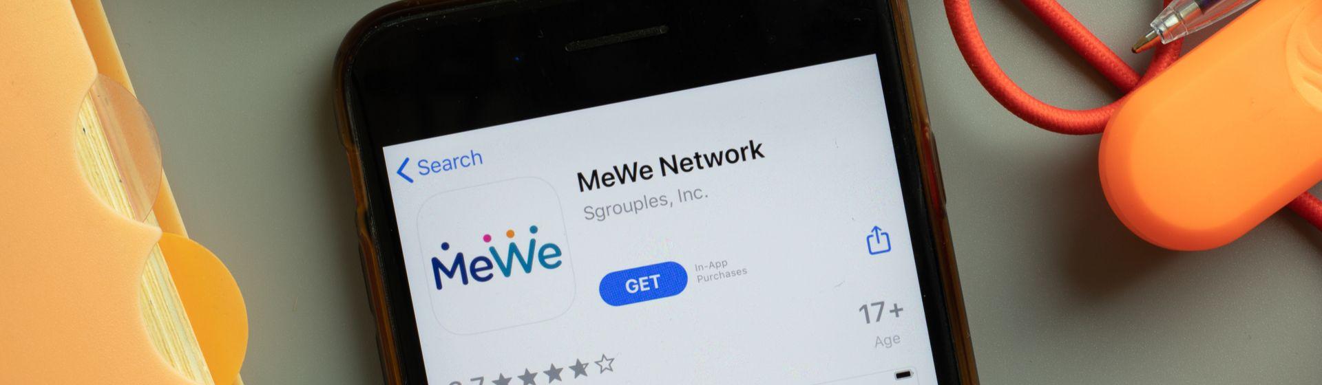 MeWe: o que é e como funciona a rede social que preserva seus dados