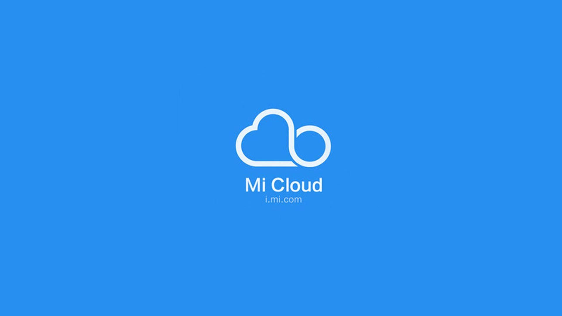 A Mi Cloud é um serviço de armazenamento na nuvem da Xiaomi. (Imagem: Reprodução/Mi Cloud)