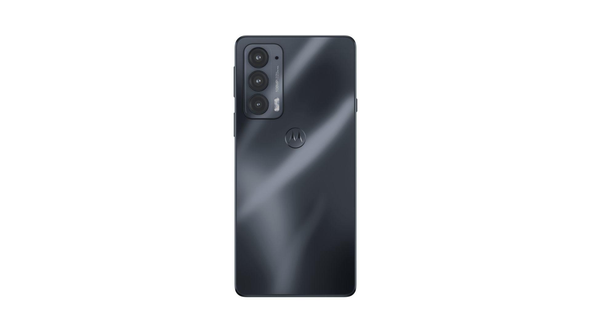Parte traseira do Motorola Edge 20