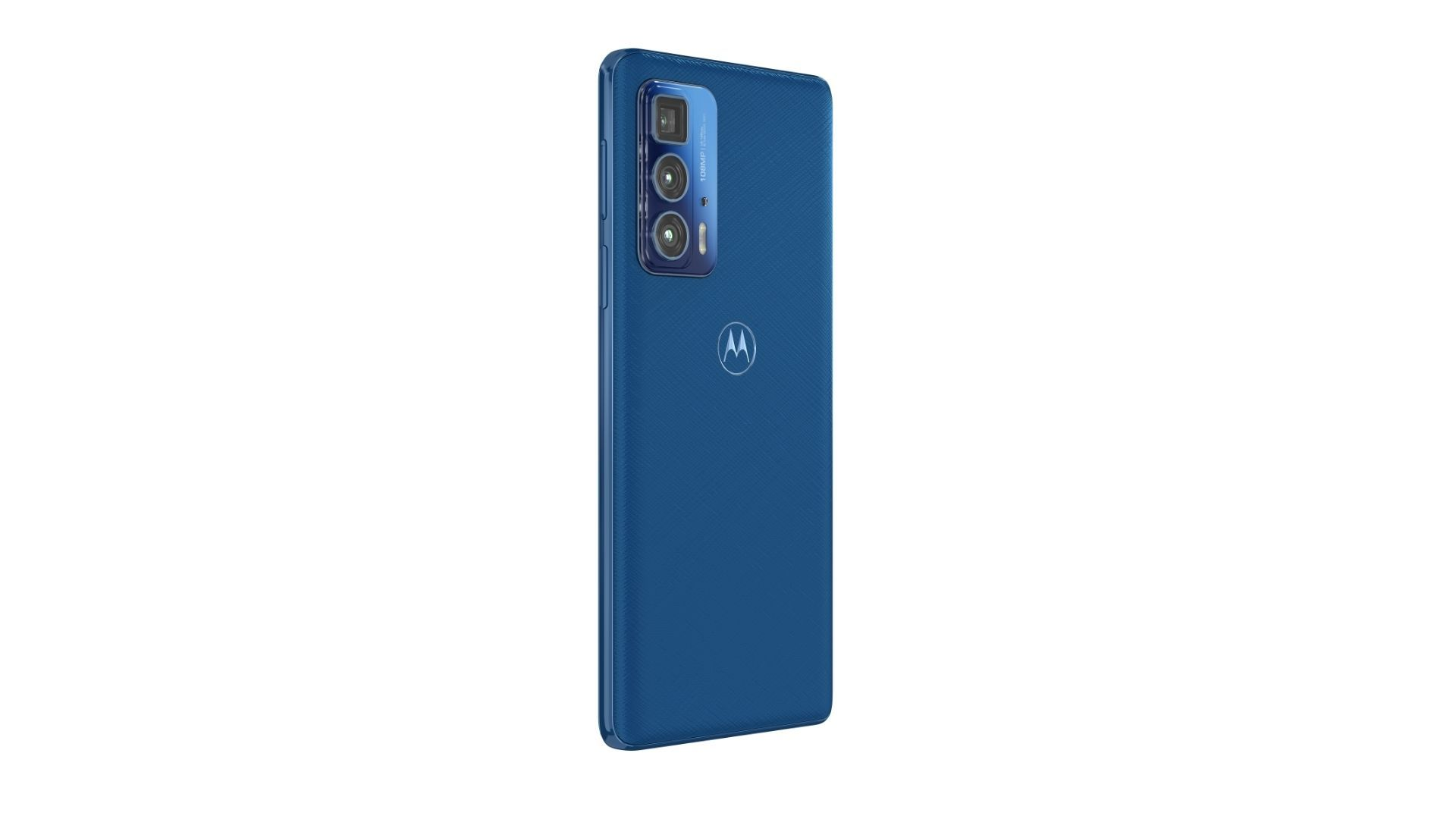 Motorola Edge 20 Pro em diferentes ângulos