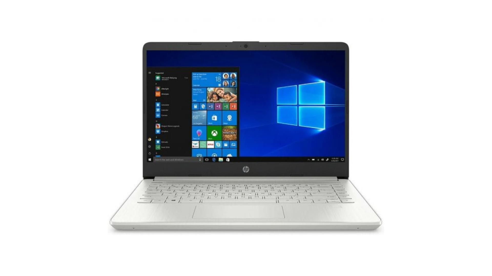 Notebook HP 14-dq2038ms é modelo portátil e de entrada (Foto: Divulgação/HP)