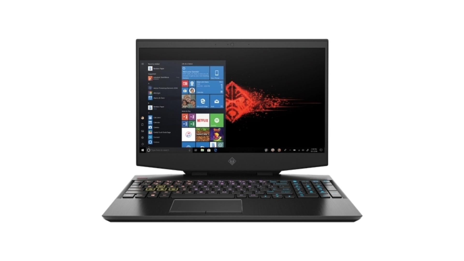 Notebook HP Omen I7 é modelo gamer de topo de linha da HP (Foto: Divulgação/HP)