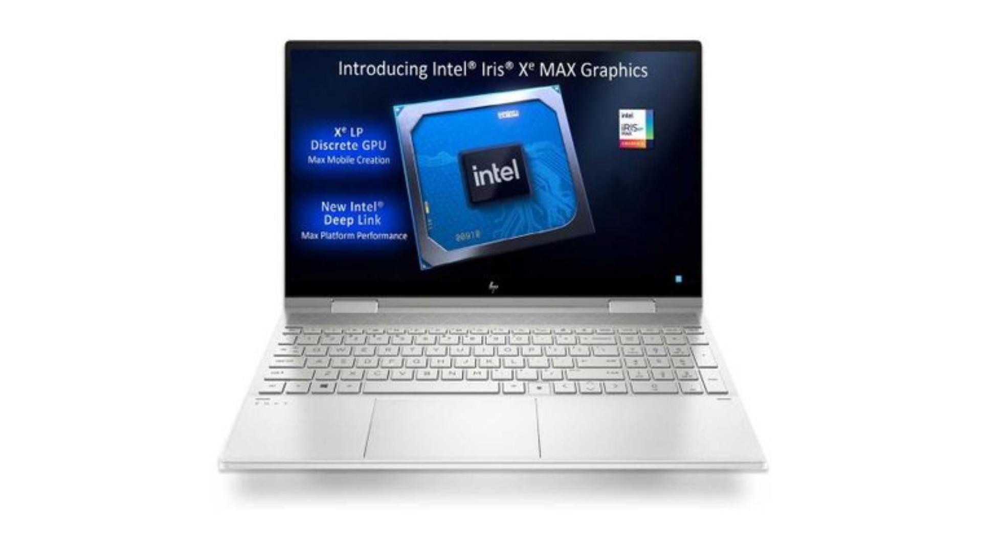 O Notebook HP Envy x360 é um modelo 2 em 1 com tela que gira 360º (Foto: Divulgação/HP)