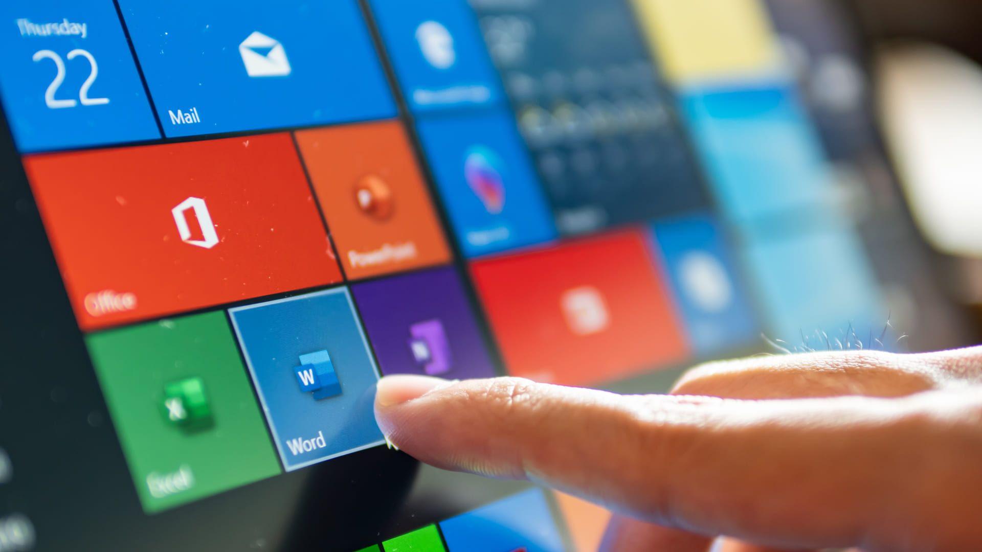 No próprio site da Microsoft é possível acessar a suíte de apps do pacote (Fonte: Shutterstock)