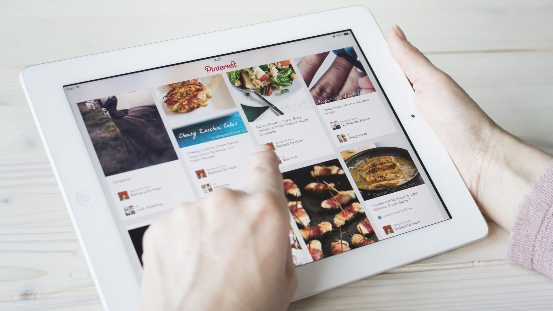 Saiba o que é Pinterest e como usá-lo (Foto: Shuttestock)