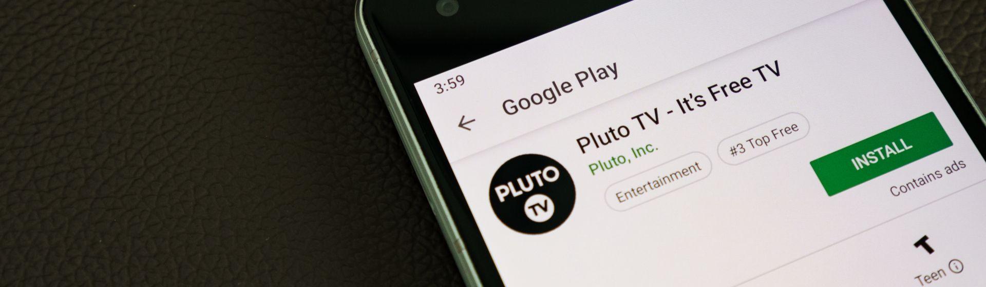 Pluto TV: o que é e como assistir na TV