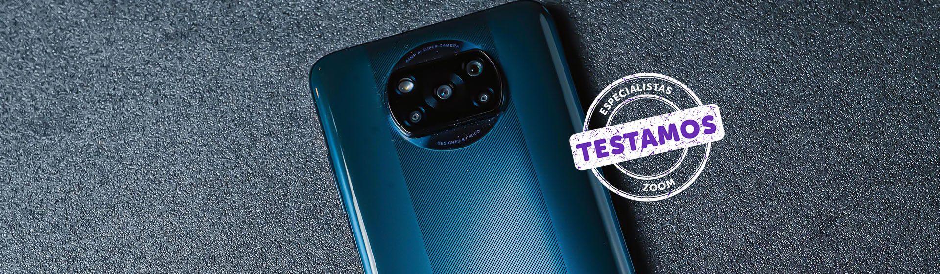 Poco X3: celular gamer tem ótima bateria e tela de 120 Hz