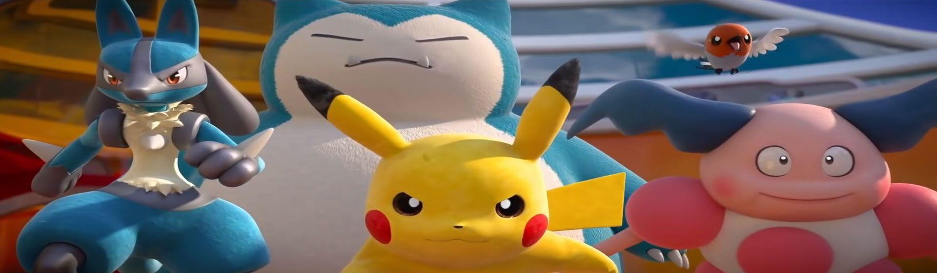 Pokémon Unite chega ao Nintendo Switch em breve
