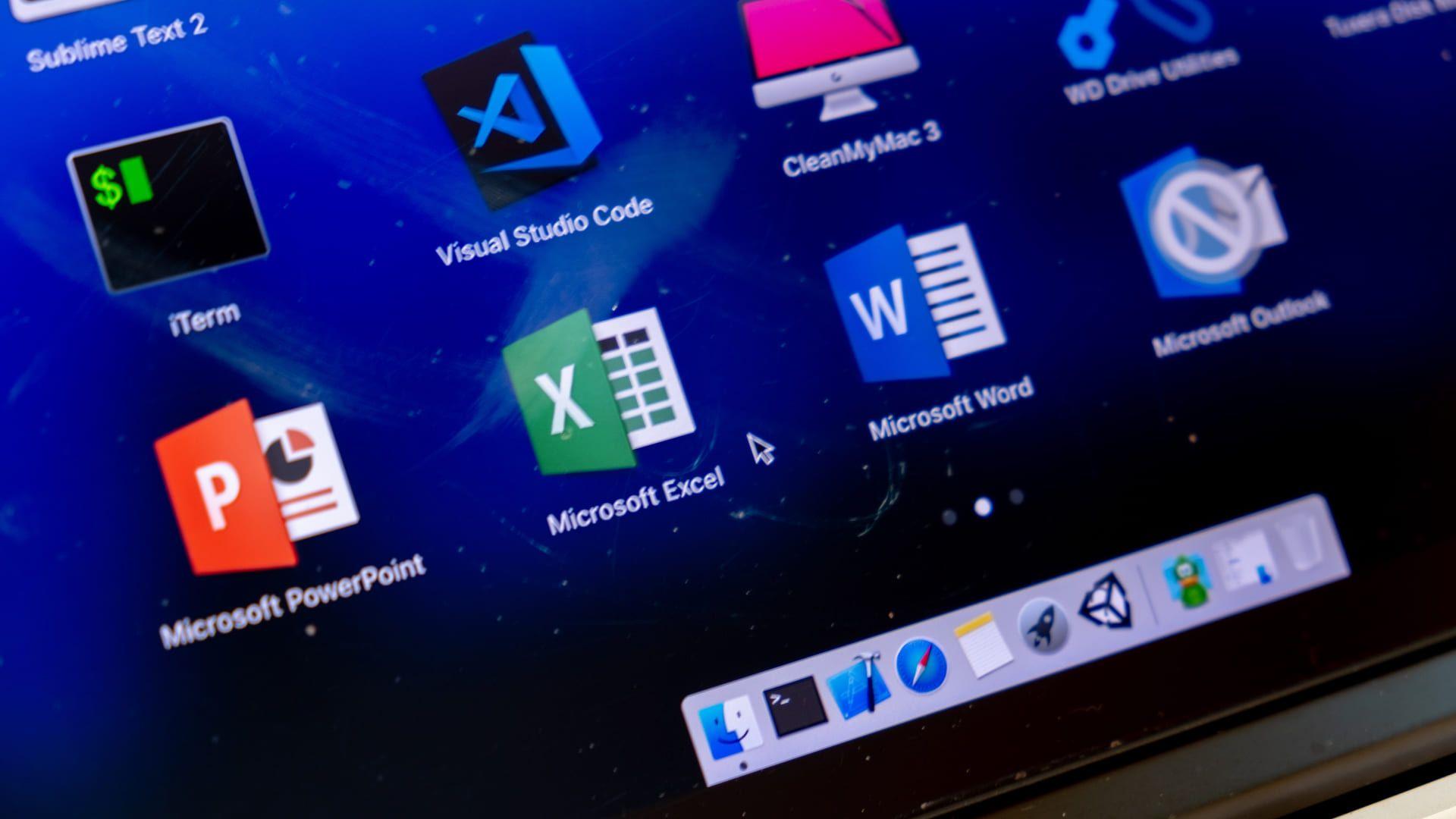 Word, Excel e Power Point são os programas de destaque do pacote Office (Fonte: Shutterstock)