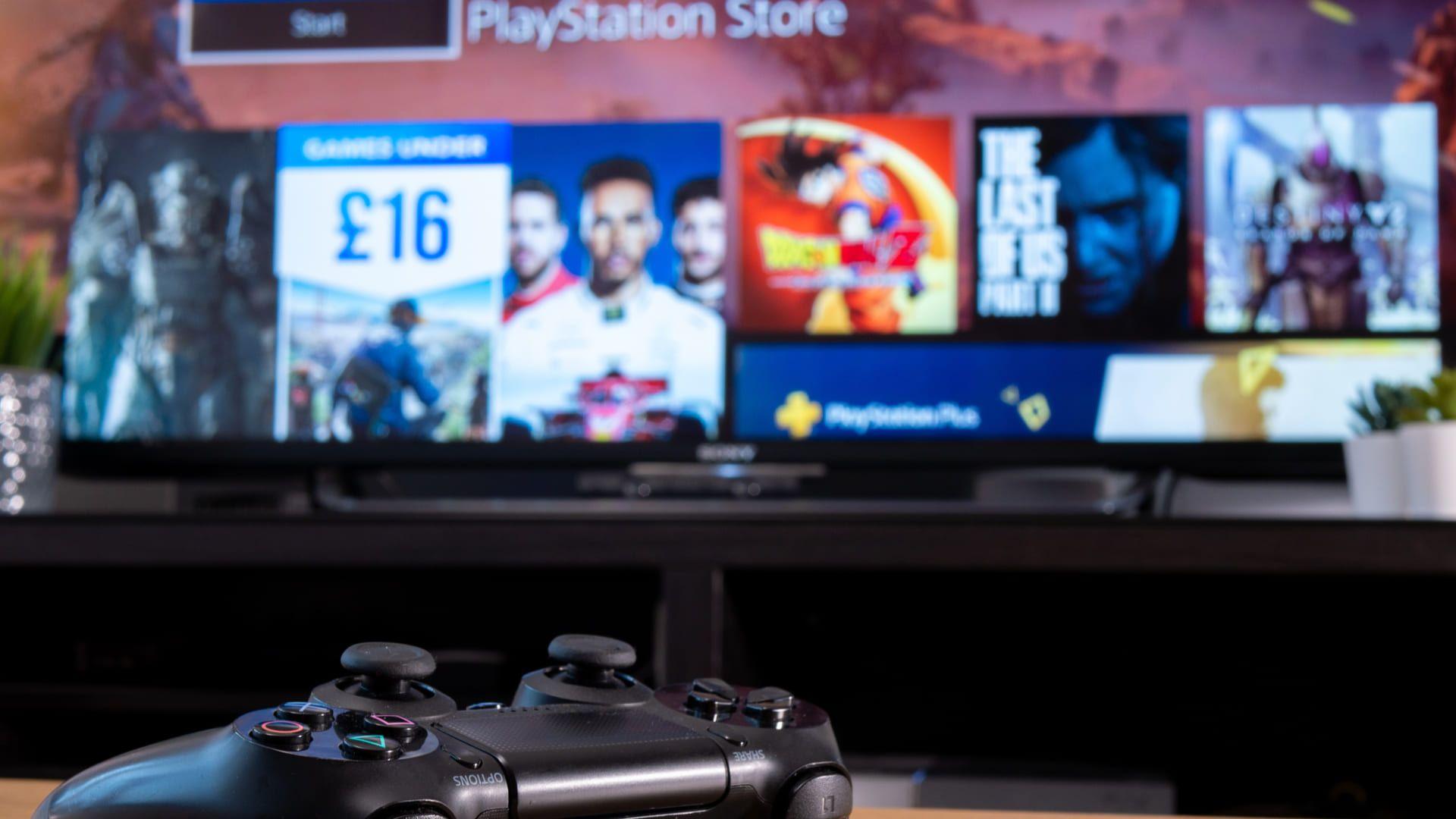 Veja a diferença entre a PS Store e a PS Plus (Foto: Reprodução/Shutterstock)