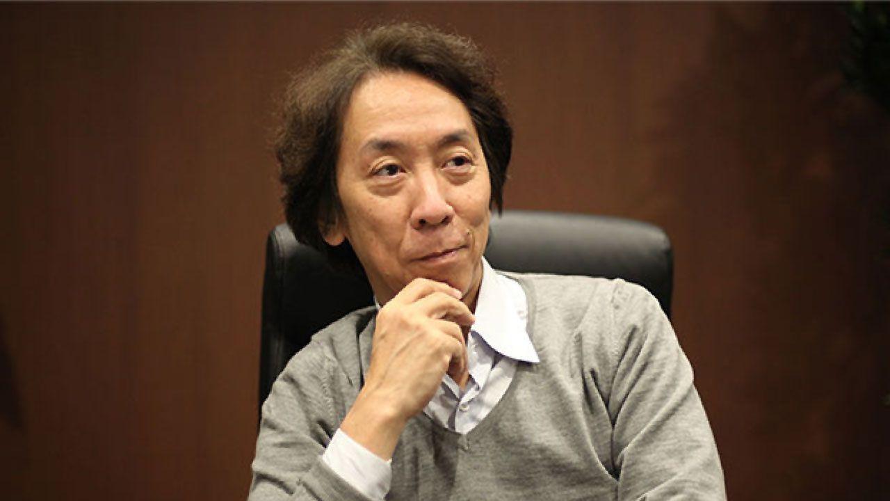 O criador do Street Fighter, Takashi Nishiyama