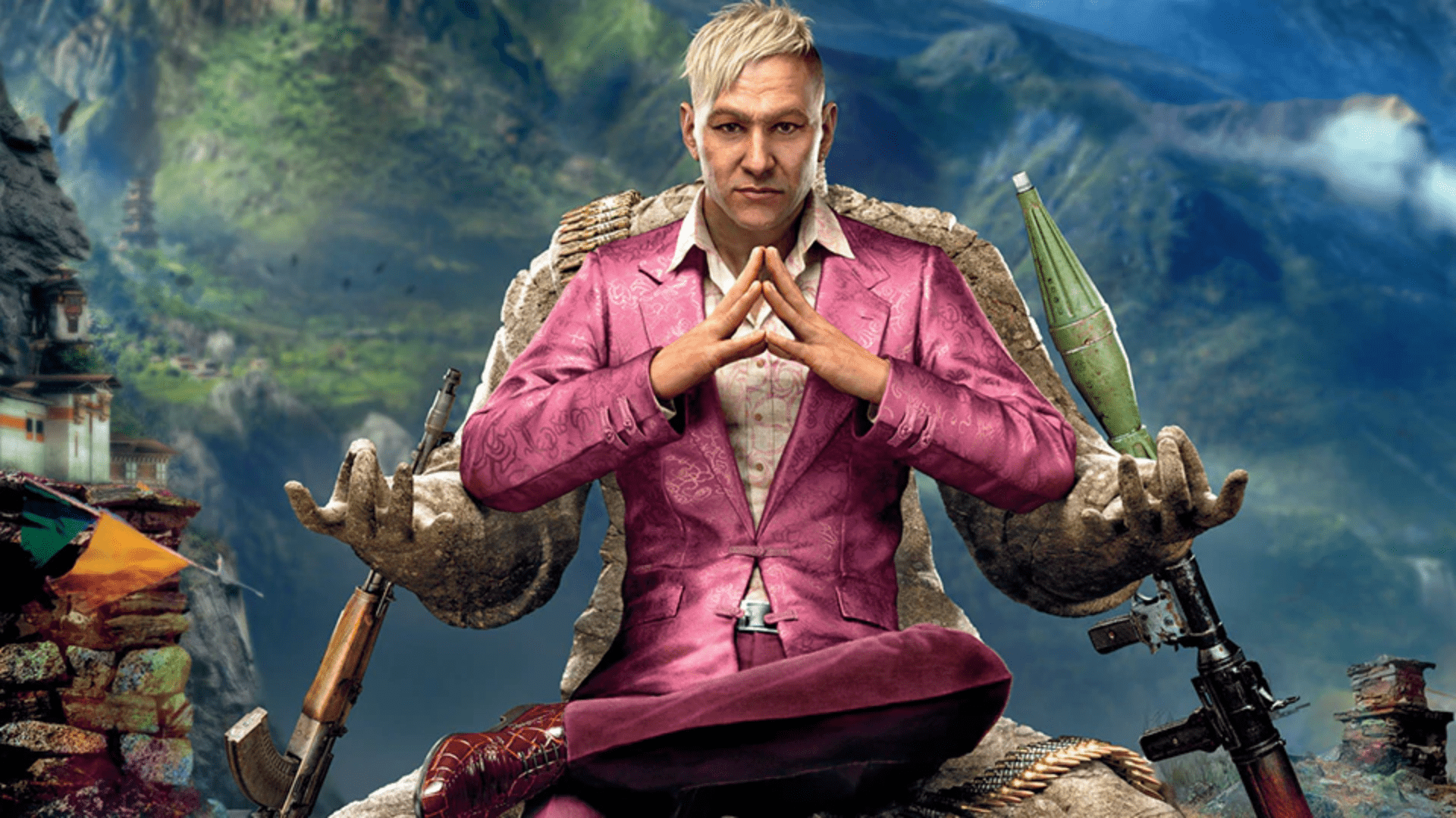 Conheça os requisitos mínimos e os recomendados para rodar o Far Cry 4 no PC. (Divulgação/Ubisoft)