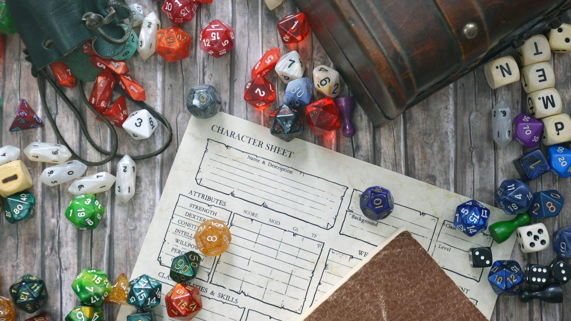 O gênero de videogames surgiu dos clássicos RPGs de mesa (Foto: Shutterstock/Firn)