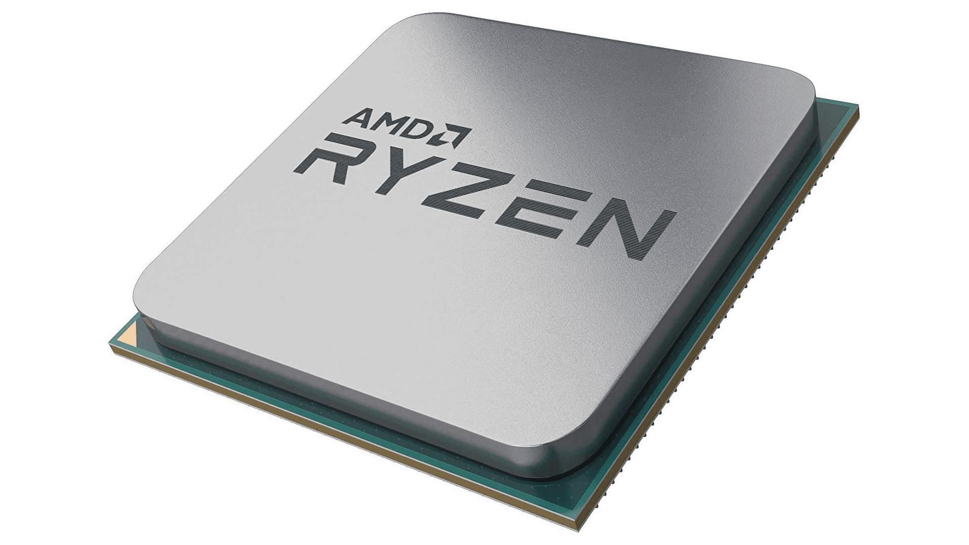 O Ryzen 5 3500X tem seis núcleos (Foto: Divulgação/AMD)