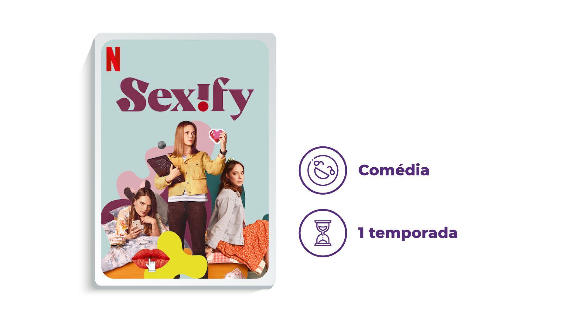 Série Sexify (Foto: Netflix/Zoom)