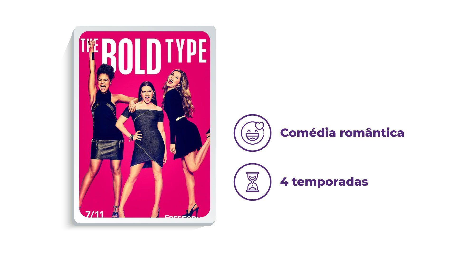 Série The Bold Type (Foto: Netflix/Zoom)