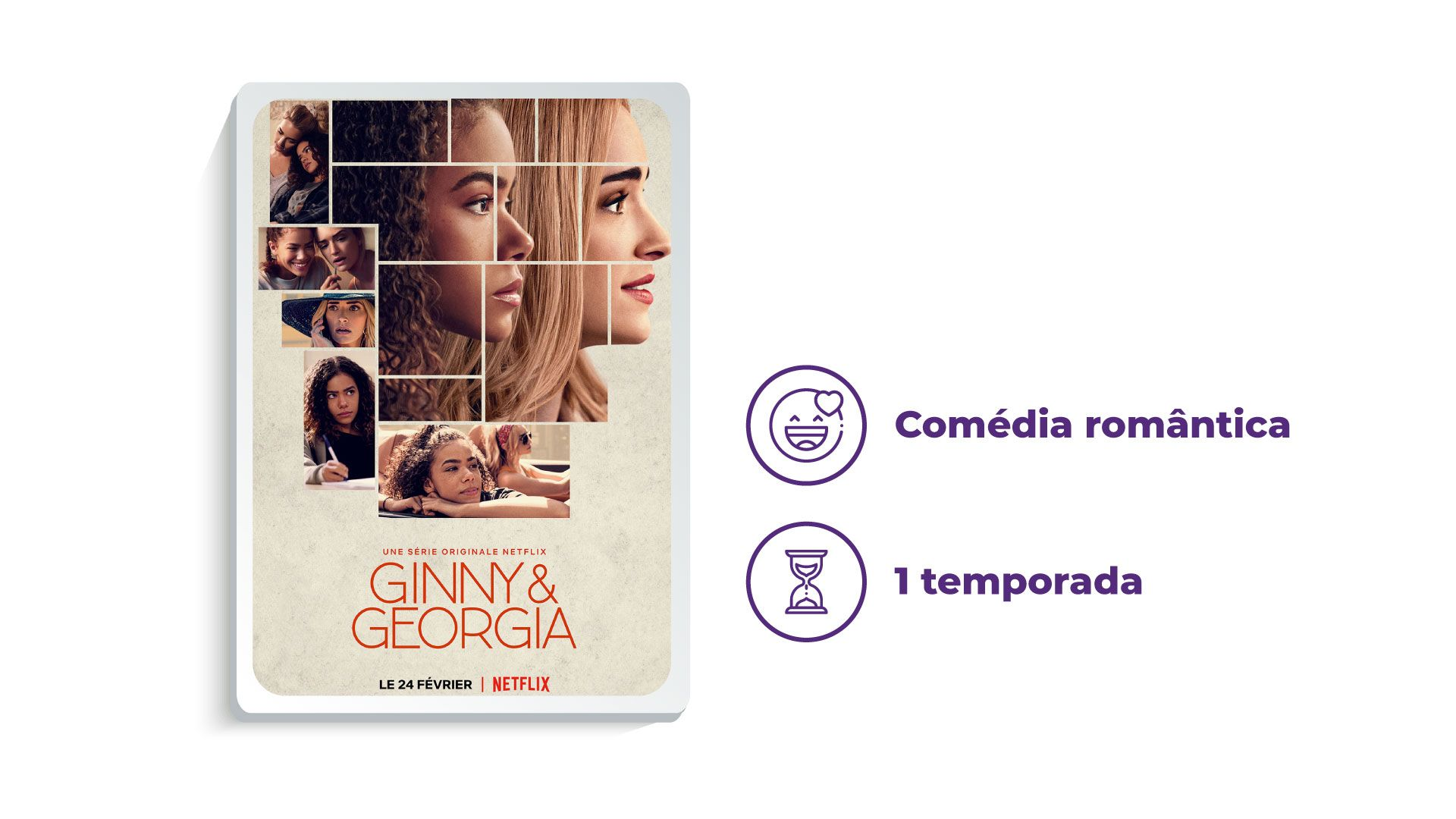Série Ginny e Georgia (Foto: Netflix/Zoom)