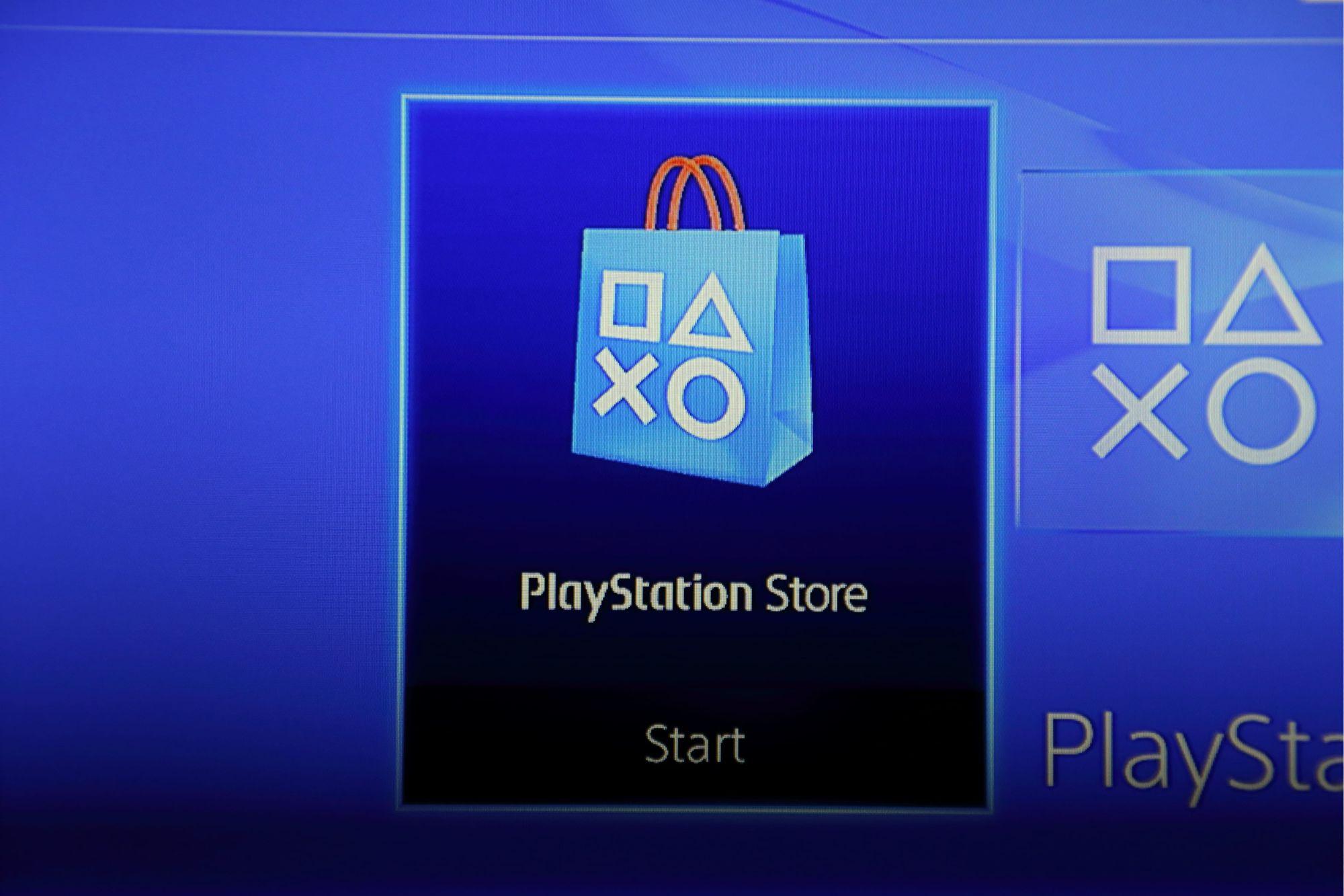 Também é possível baixar aplicativos na Playstation Store (Foto: Reprodução/Shutterstock)