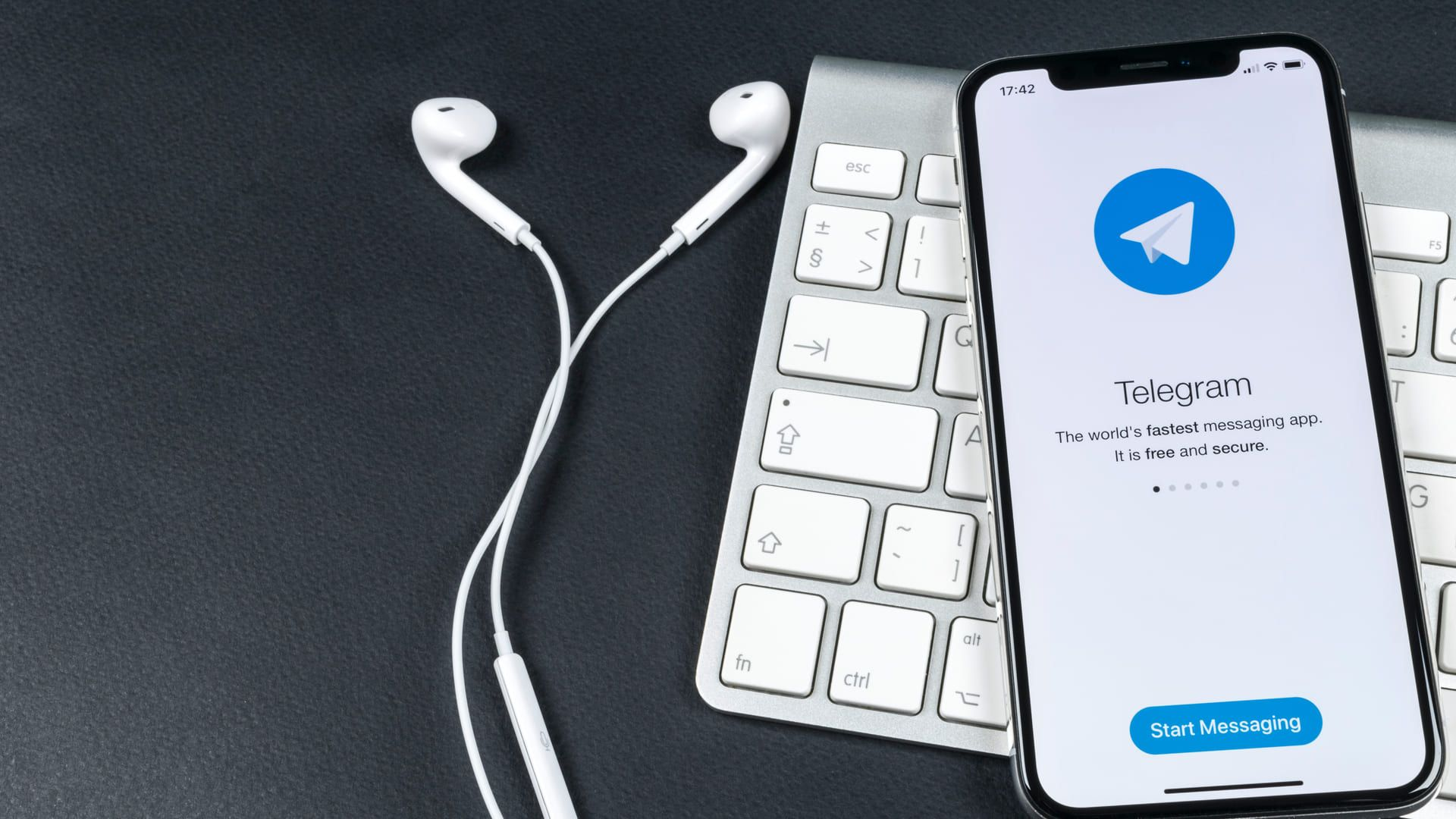 Telegram Web é saída para quem quer usar o mensageiro no PC (BigTunaOnline / Shutterstock)