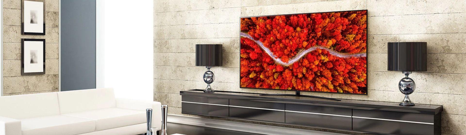 TV LG: tudo sobre as televisões da marca