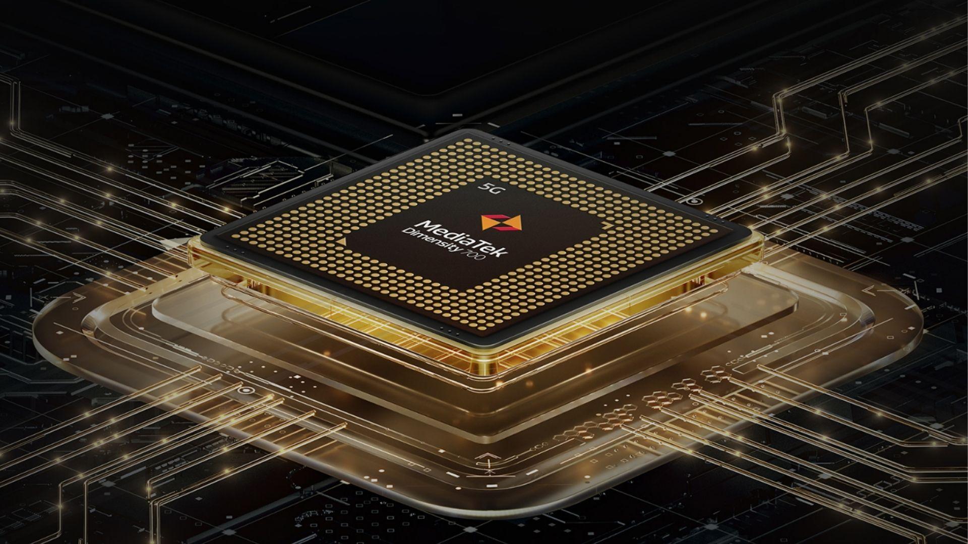 O Dimensity 700 é um processador indicado para uso no dia a dia. (Foto: Divulgação/Xiaomi)