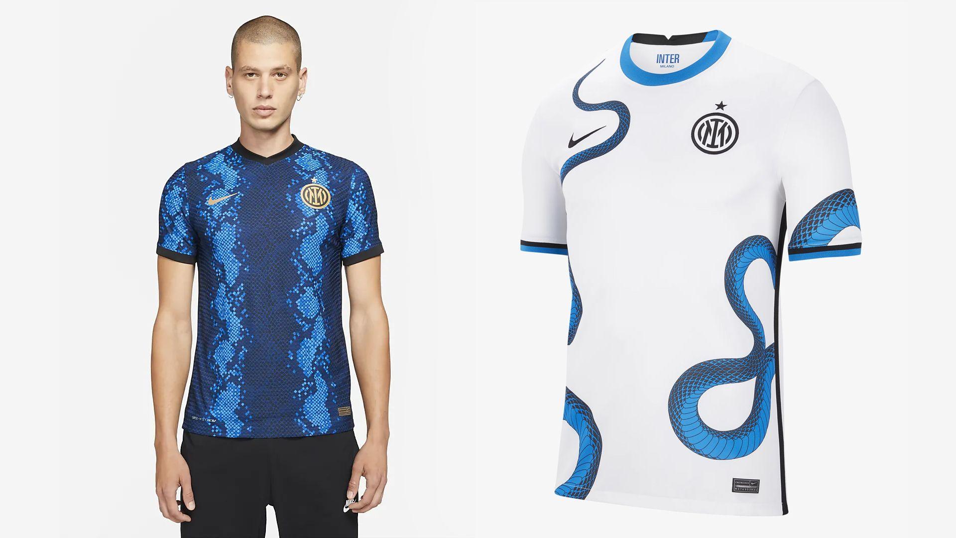Camisa da Inter de Milão 2021 (Imagem: Divulgação/Nike)