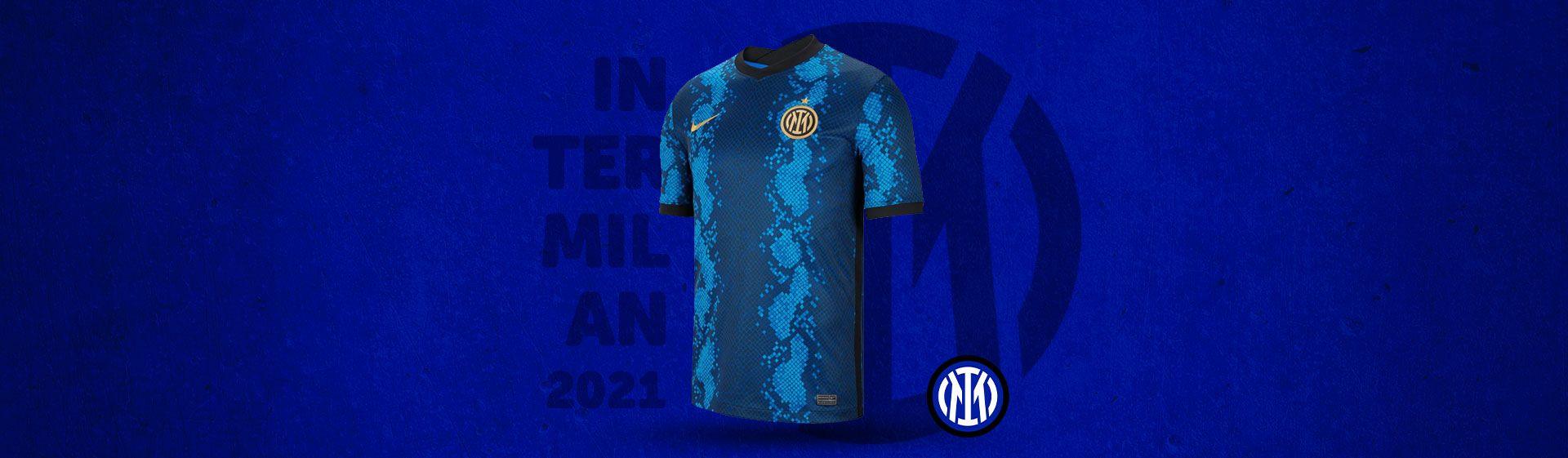 Camisa da Inter de Milão: camisas da Inter de Milão para comprar em 2021