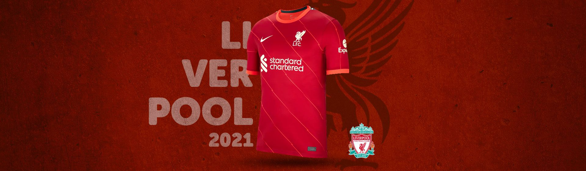 Camisa do Liverpool: camisas do Liverpool para comprar em 2021