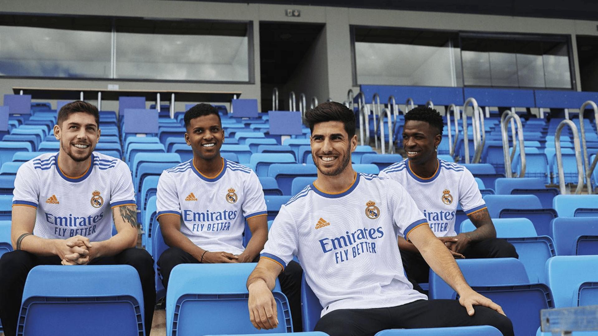 Conheça os modelos de camisa do Real Madrid para comprar em 2021! (Imagem: Divulgação/Adidas)