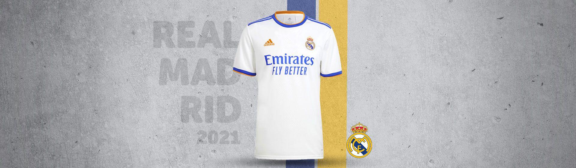 Camisa do Real Madrid: camisas do Real Madrid para comprar em 2021