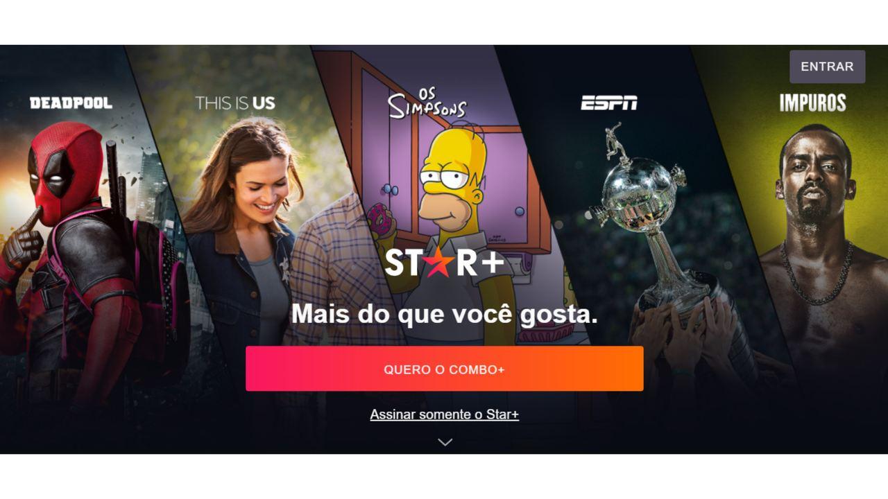 Veja abaixo como baixar o Star Plus na TV, seja antiga ou nova (Imagem: Reprodução/Star Plus)