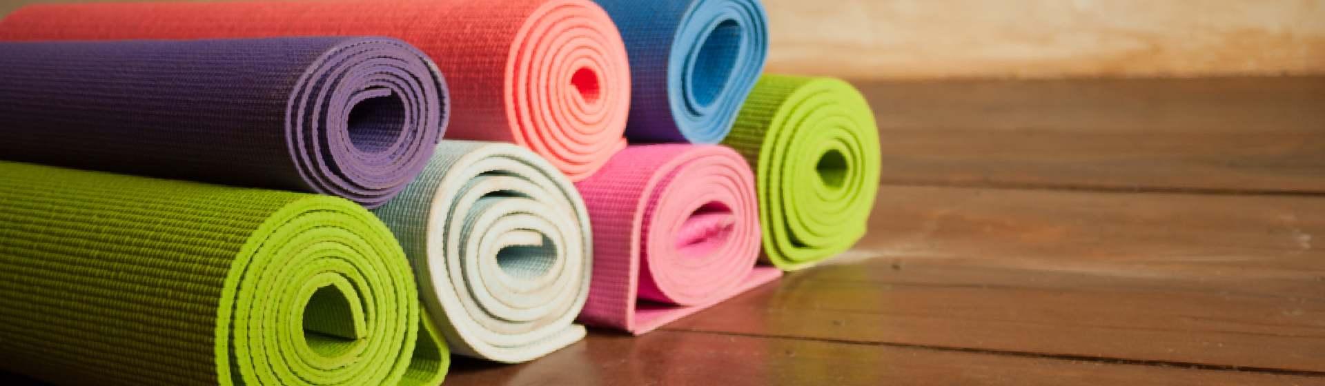 Tapete de yoga: como escolher o melhor?
