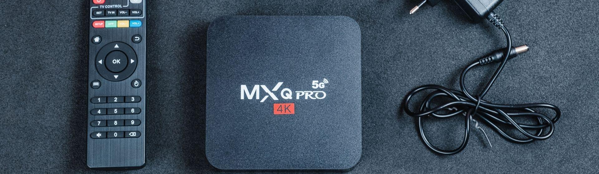 TV box Aquário vs TV box MXQ: qual modelo básico é melhor?