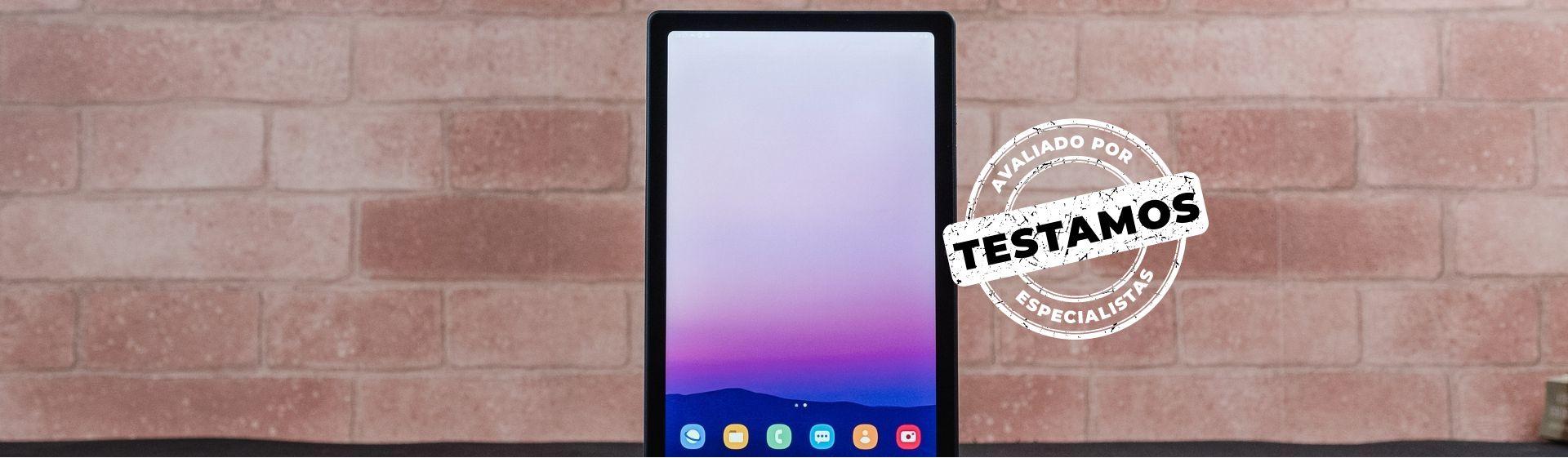 Galaxy Tab A7: tablet combina bom desempenho e preço acessível