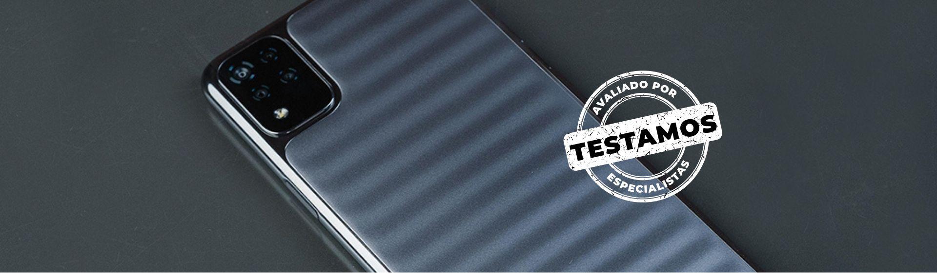 LG K52: celular tem design elegante e boa bateria. Câmeras decepcionam