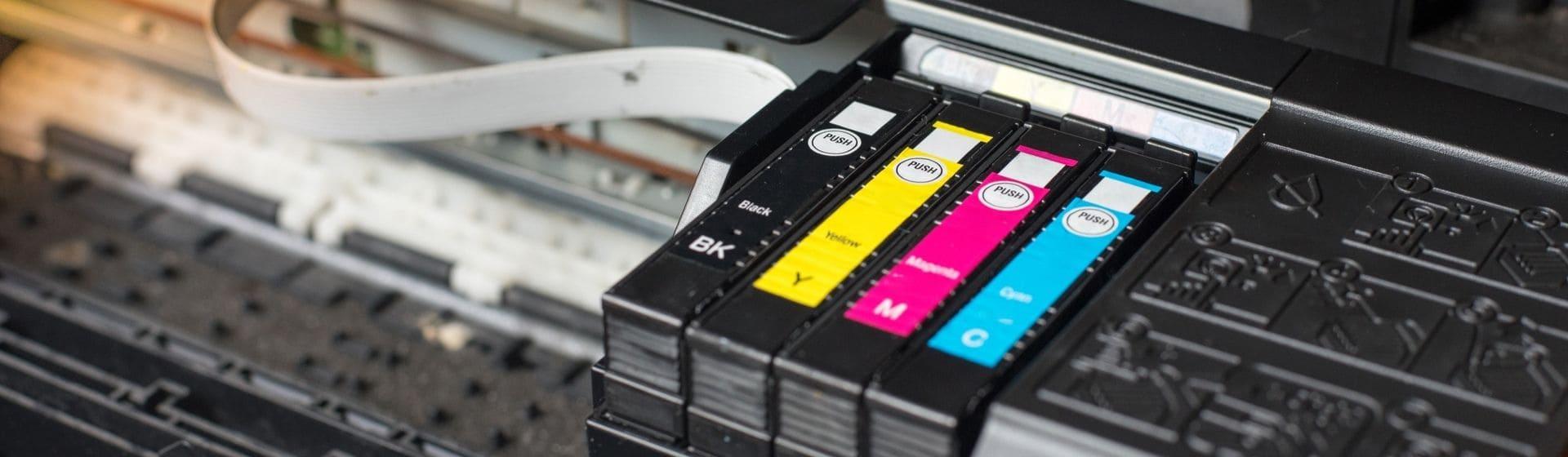 Melhor tinta para impressora Epson, HP e Canon: veja várias opções