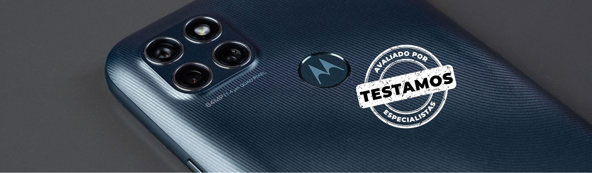 Moto G9 Power: um Motorola com boa bateria e tela grande
