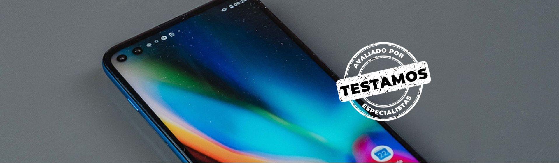 Moto G 5G Plus: ótimo desempenho e bateria potente