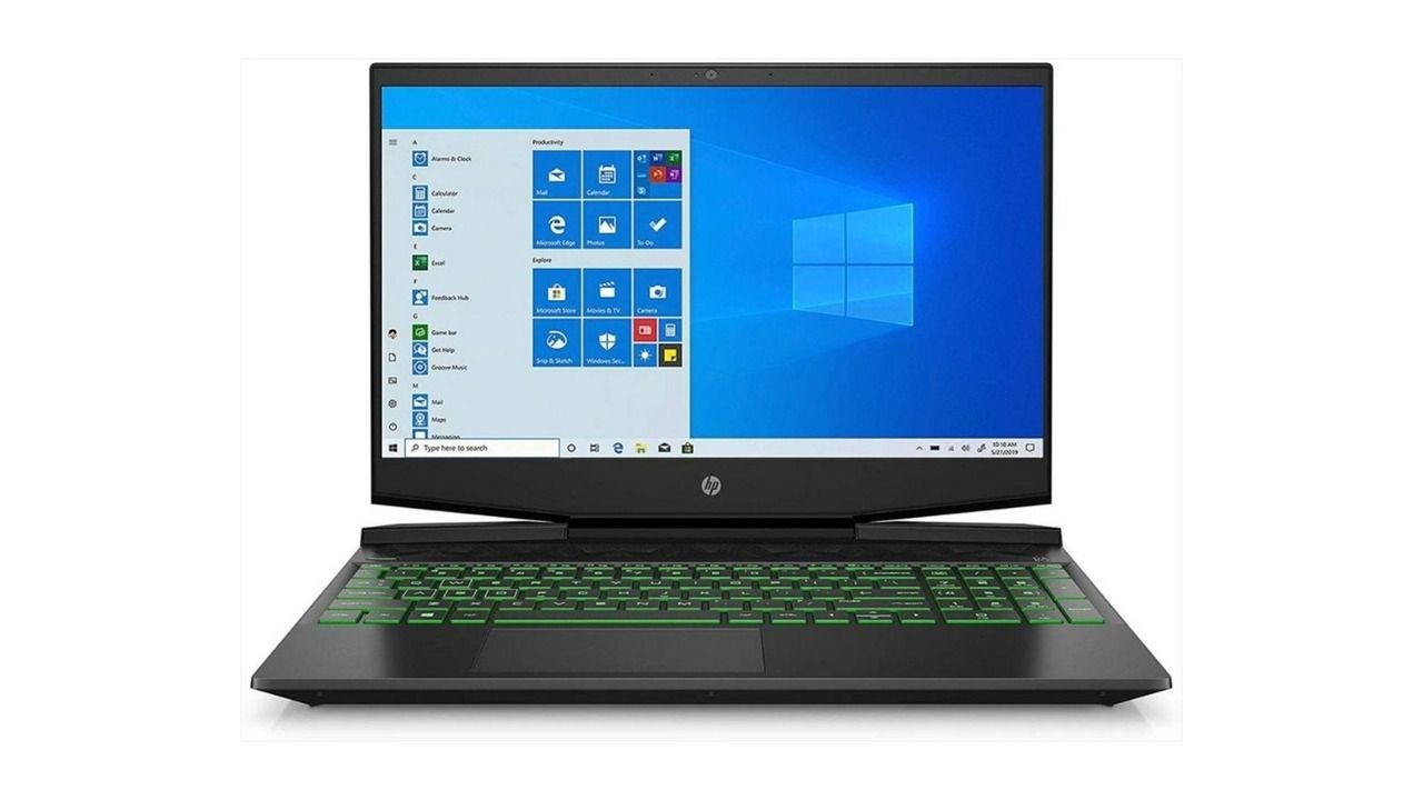 O notebook AMD Ryzen 7 HP Gamer tem configurações para desempenho excelente mesmo para jogos mais modernos (Divulgação/ HP)