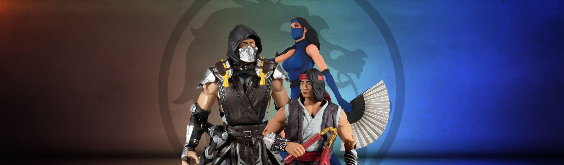Personagens Mortal Kombat: Conheça todos e veja itens para fãs
