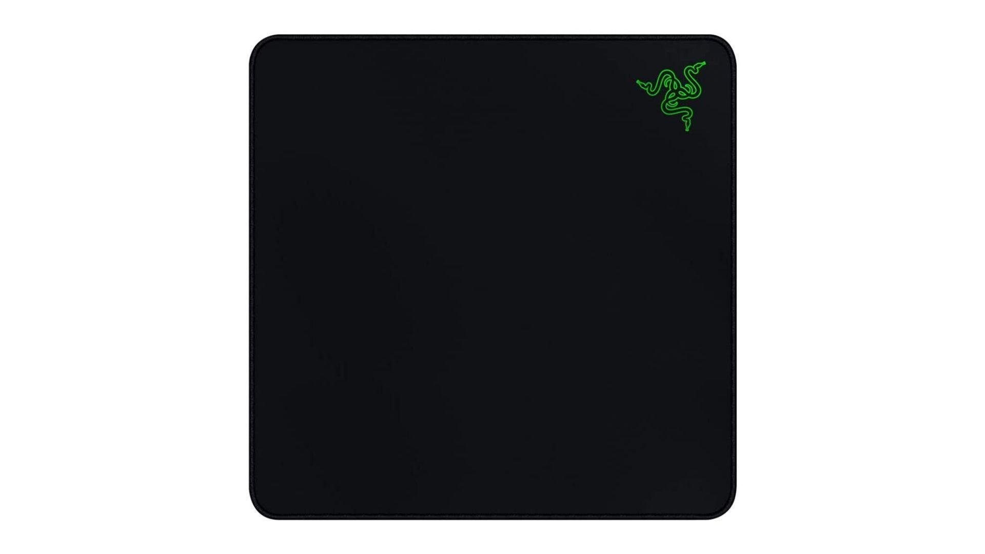 Razer Gigantus Elite preto com logo verde