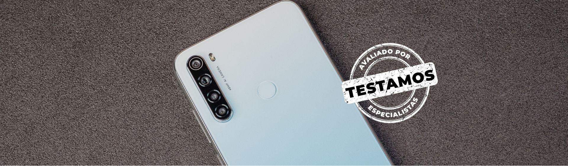 Redmi Note 8 tem boas especificações e custo-benefício