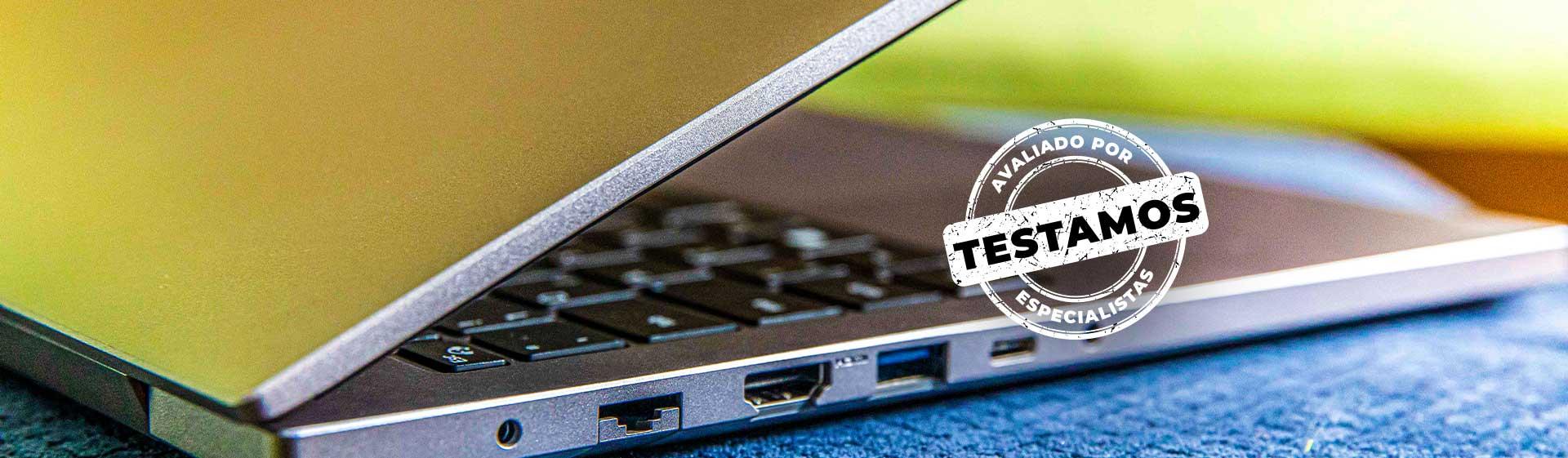 Samsung Book E30: muito conforto para trabalhar em um notebook básico