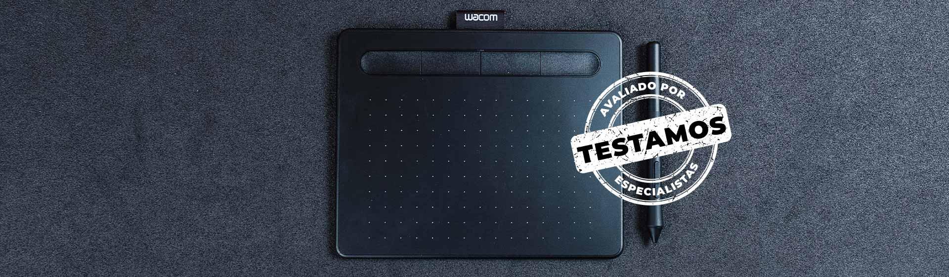 Wacom Intuos CTL 4100: compacta no tamanho e grande na performance