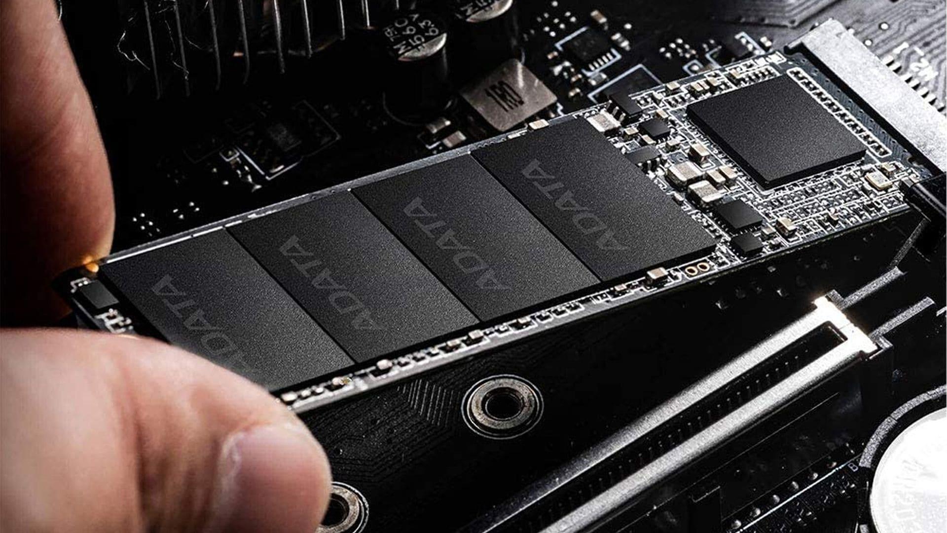SSD Adata XPG SX6000 Lite preto
